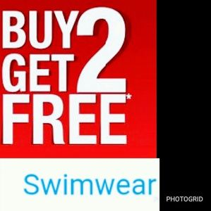 Other - Buy 2 SWIMWEAR GET 2 FREE